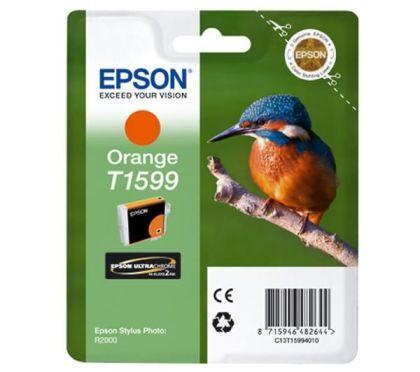 Originální cartridge EPSON T1599 (Oranžová)