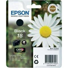 Cartridge do tiskárny Originální cartridge EPSON T1801 (Černá)