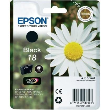 Originální cartridge EPSON T1801 (Černá)