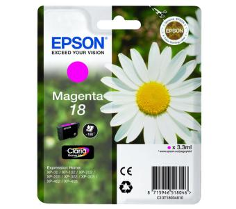 Originální cartridge EPSON T1803 (Purpurová)