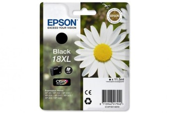 Originální cartridge EPSON T1811 (Černá)