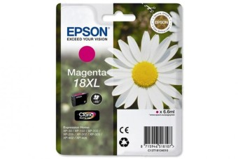 Originální cartridge EPSON T1813 (Purpurová)
