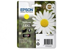 Cartridge do tiskárny Originální cartridge EPSON T1814 (Žlutá)
