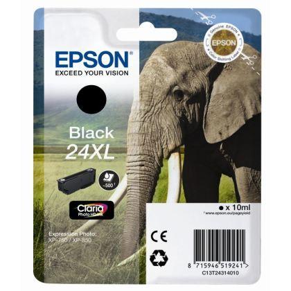 Originální cartridge EPSON T2431 (Černá)