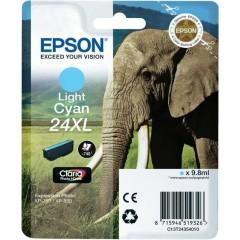 Cartridge do tiskárny Originální cartridge EPSON T2435 (Světle azurová)