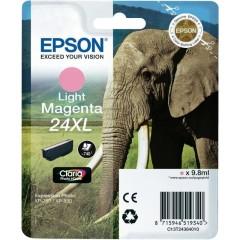 Cartridge do tiskárny Originální cartridge EPSON T2436 (Světle purpurová)