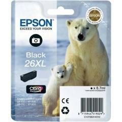 Cartridge do tiskárny Originální cartridge EPSON T2621 (Černá)