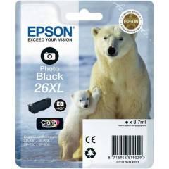 Cartridge do tiskárny Originální cartridge EPSON T2631 (Foto černá)