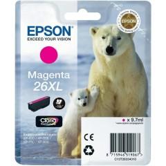 Cartridge do tiskárny Originální cartridge EPSON T2633 (Purpurová)