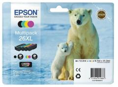 Sada originálních cartridge EPSON T2636 - obsahuje T2621-T2632/3/4