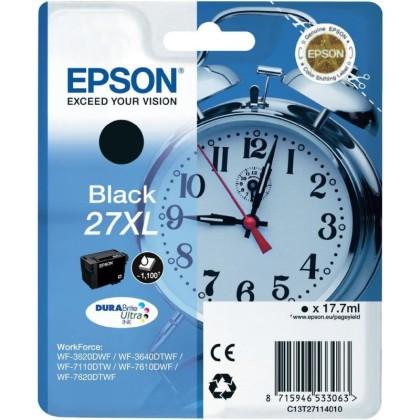 Originální cartridge EPSON T2711 (Černá)