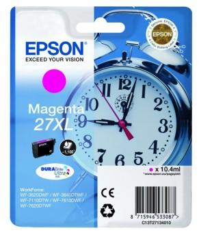 Originální cartridge EPSON T2713 (Purpurová)