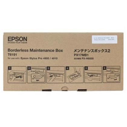 Originální odpadní nádobka Epson T6191