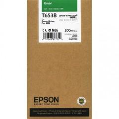 Cartridge do tiskárny Originální cartridge Epson T653B (Zelená)