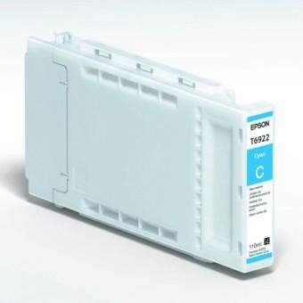Originální cartridge Epson T6922 (Azurová)