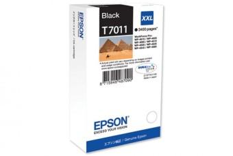 Originální cartridge EPSON T7011 XXL (Černá)
