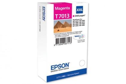 Originální cartridge EPSON T7013 XXL (Purpurová)