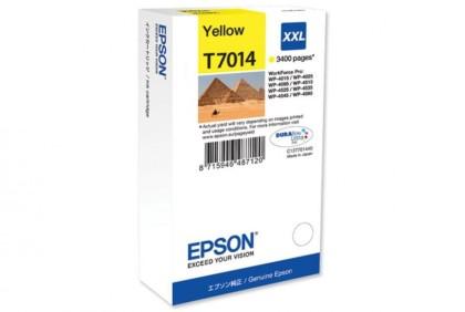 Originální cartridge EPSON T7014 XXL (Žlutá)