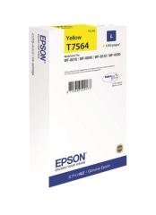 Cartridge do tiskárny Originální cartridge Epson T7564 (Žlutá)