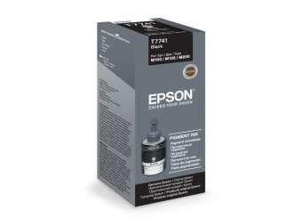 Originální lahev s inkoustem EPSON T7741 (Černá)