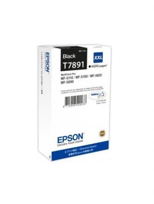 Originální cartridge EPSON T7891 (Černá)