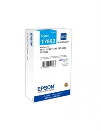 Originální cartridge EPSON T7892 (Azurová)