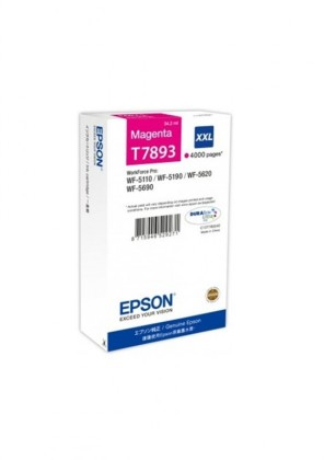 Originální cartridge EPSON T7893 (Purpurová)