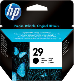 Originální cartridge HP č. 29 (51629AE) (Černá)