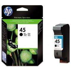 Cartridge do tiskárny Originální cartridge HP č. 45 (51645AE) (Černá)
