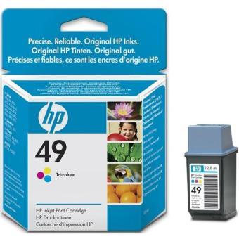 Originální cartridge HP č. 49 (51649AE) (Barevná)