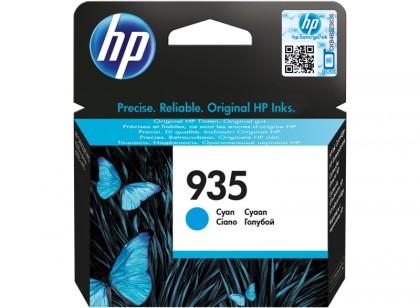 Originální cartridge HP č. 935C (C2P20AE) (Azurová)