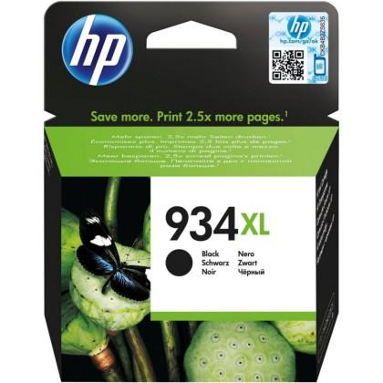 Originální cartridge HP č. 934BK XL (C2P23AE) (Černá)