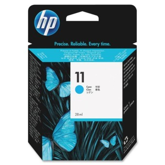 Originální cartridge HP č.  11 (C4836A) (Azurová)
