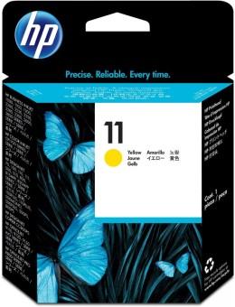 Originální cartridge HP č. 11 (C4838A) (Žlutá)