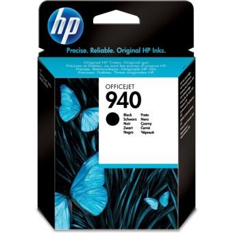 Originální cartridge HP č. 940BK (C4902AE) (Černá)