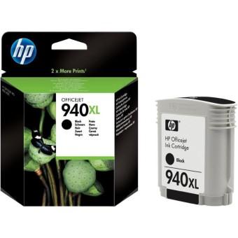 Originální cartridge HP č. 940BK XL (C4906AE) (Černá)