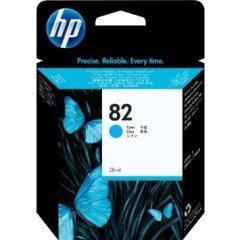 Cartridge do tiskárny Originální cartridge HP č. 82 XL (C4911A) (Azurová)