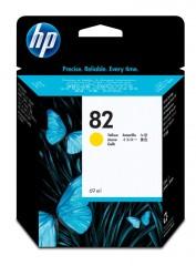 Cartridge do tiskárny Originální cartridge HP č. 82 XL (C4913A) (Žlutá)