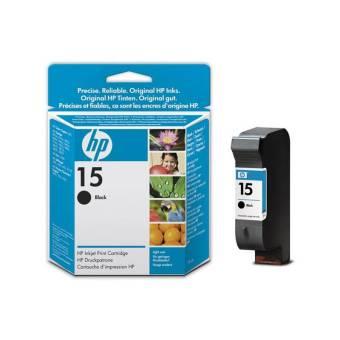 Originální cartridge HP č. 15 (C6615DE) (Černá)