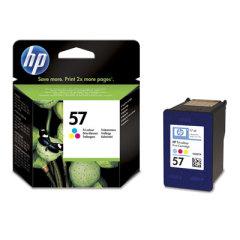 Cartridge do tiskárny Originální cartridge HP č. 57 (C6657AE) (Barevná)