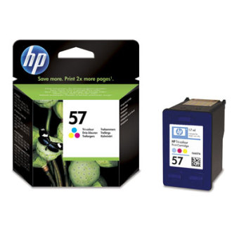 Originální cartridge HP č. 57 (C6657AE) (Barevná)