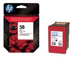 Cartridge do tiskárny Originální cartridge HP č. 58 (C6658AE) (Foto barevná)