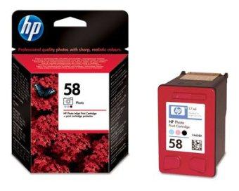 Originální cartridge HP č. 58 (C6658AE) (Foto barevná)