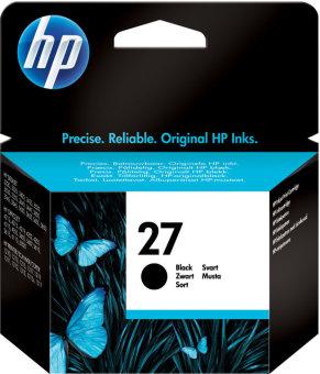 Originální cartridge HP č. 27 (C8727AE) (Černá)