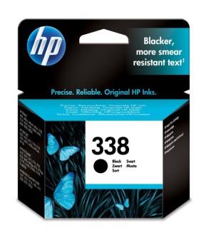Originální cartridge HP 338 (C8765EE) (Černá)