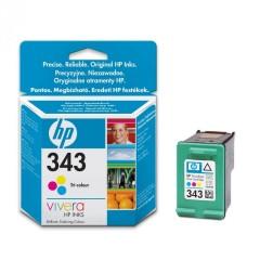 Cartridge do tiskárny Originální cartridge HP č. 343 (C8766EE) (Barevná)