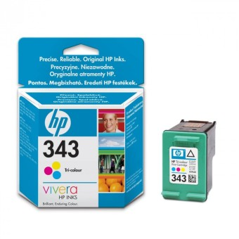 Originální cartridge HP č. 343 (C8766EE) (Barevná)