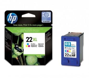Originální cartridge HP č. 22XL (C9352CE) (Barevná)