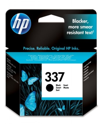 Originální cartridge HP č. 337 (C9364EE) (Černá)