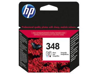 Originální cartridge HP č. 348 (C9369EE) (Barevná)